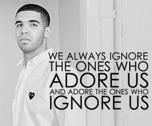 Love quotes by drake the rapper
