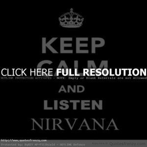 nirvana quotes on Tumblr