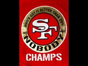 niners | Go Niners | For the sports fans ;)