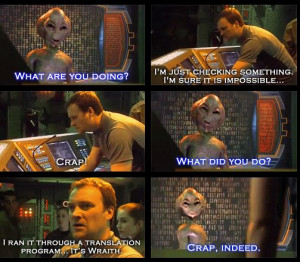 Stargate Atlantis Funny: McKay and Hermiod-This is one of my all time ...