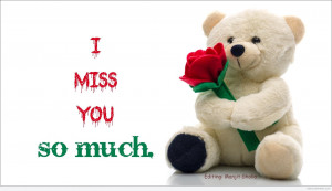 We Will Miss You Cartoon I miss you so much
