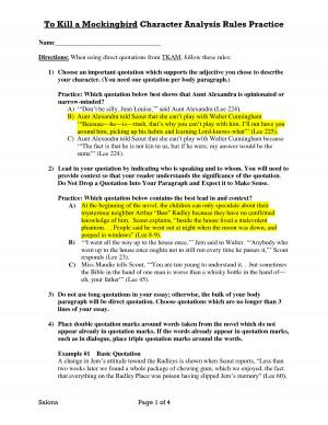 to kill a mockingbird analytical essay on courage Courage in to kill a mockingbird book essay in to kill a mockingbird, courage is described in harper lee's 'to kill a mockingbird': an analysis of the.