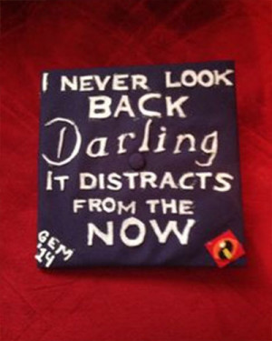 Quote Graduation Cap Decoration Ideas