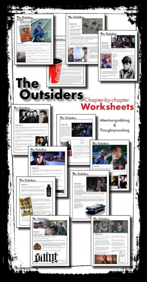 compare and contrast essay on the outsiders movie and book