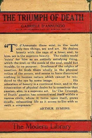 Nine Ways of Looking at D'Annunzio