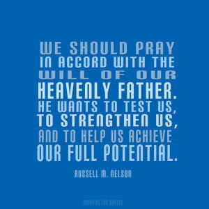 Achieve Our Full Potential | Creative LDS Quotes Find more LDS ...