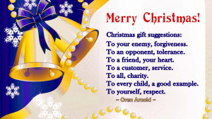 Short Christmas Quotes HD Wallpaper 6