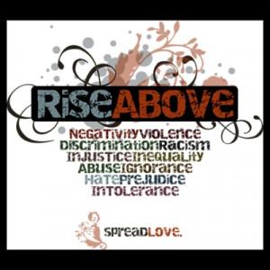 negativity, violence, discrimination, racism, injustice, inequality ...