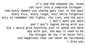 Ex-boyfriend. boyfriend quotes