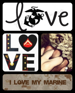 Marine Corps Love