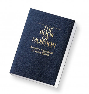 """... about me you may not know."""" Here's one for the Book of Mormon"""