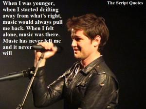 The Script the script quotes