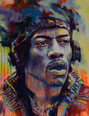 Jimi Hendrix Sold Browse...
