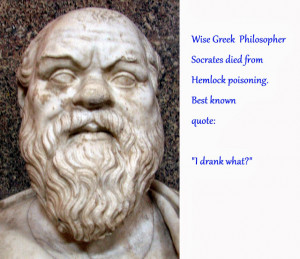 Most Famous Socrates quote