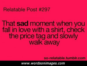 Relatable quotes love