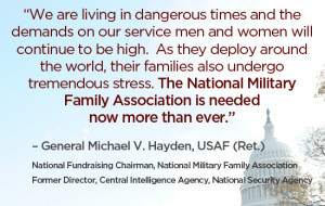 ... National Military Family Association is needed now more than ever