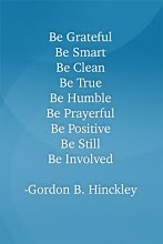 Gordon B. Hinckley's B's - from themissionofmoms.com (quote only, not ...