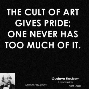 Too Much Pride Quotes