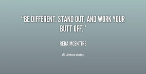 quotes about standing out