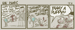 Finished Dead Space 3. I don't know that I ever need to play another ...