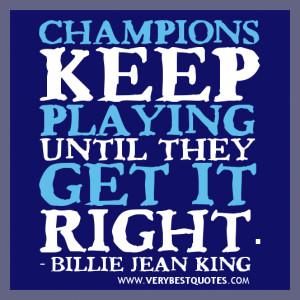 Motivational Quotes, champion quotes