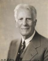 William Bell Riley's Profile