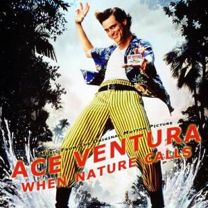 Ace Ventura When Nature Calls Rhino Scene