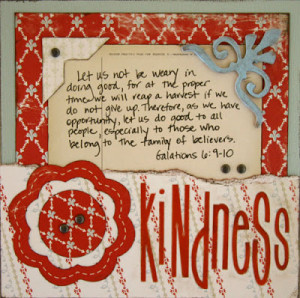Bible Verses Kindness