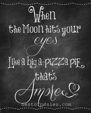 When-the-Moon-hits-your-Eyes-Chalkboard-Printable-via-Nest-of-Posies ...