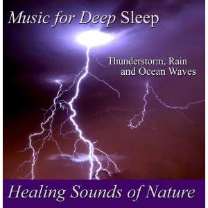 ... - Thunderstorm, Rain and Ocean Waves: Music for Deep Sleep: Music