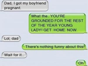 Dad, I Got My Boyfriend