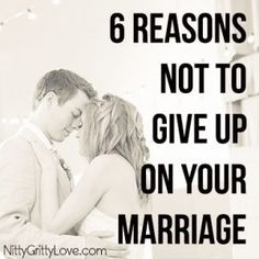 ... up on your marriage don t you dare give up fight for your marriage