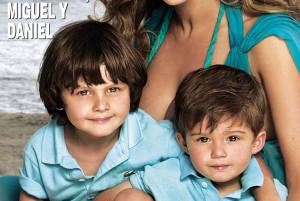 fotos de los hijos de luis miguel y aracely