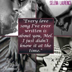 Lush Betrayal (Lush, # 1) by Selena Laurence #DirtyGirlRomance