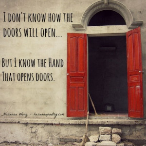 The doors quotes quotesgram for Door quotation