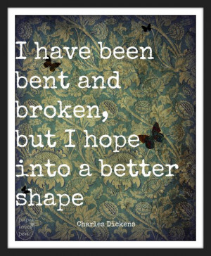 ... Charles Dickens quotes . Famous Quotes by Charles Dickens , Writer