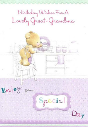 Birthday Cards for Great Grandma - 4AllCards