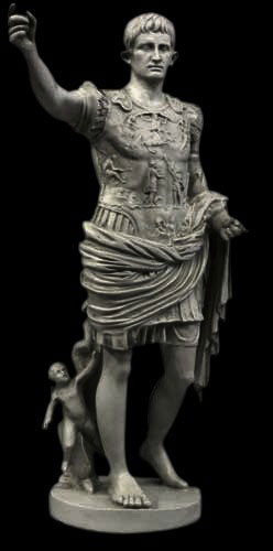 What did Augustus Caesar do as Octavian?