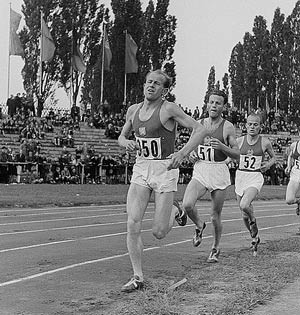 Emil Zatopek is considered to be a great Czech hero. He was also an ...