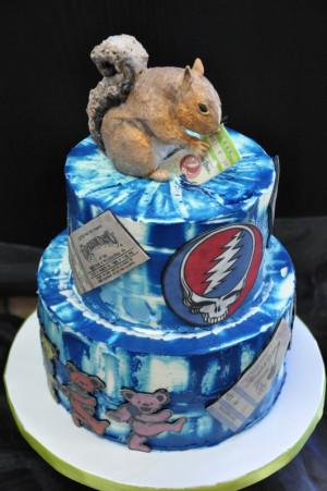 Grateful Dead Happy Birthday