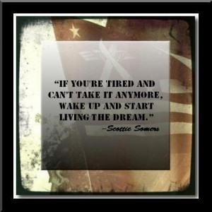 if you re tired and can t take it anymore wake up and start living the ...