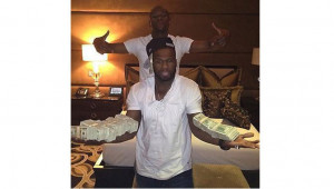 50 Cent Floyd Mayweather Meme