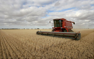 quarterly national survey of 1,300 rural farmers found confidence in ...