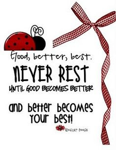 for the classroom more crafts ideas inspirational quotes ladybugs ...