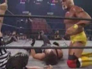 Hulk Hogan Vs Sting WCW
