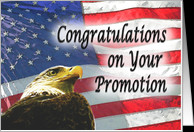 Congratulations on Your Promotion card - Product #853329