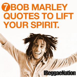Here Are 7 Bob Marley Quotes to Lift Your Spirit