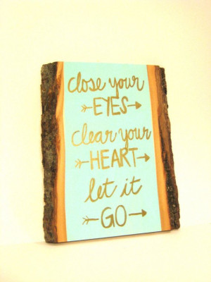 Inspirational Wood Quote Sign, Rustic Decor, Home Decor on Etsy, $25 ...