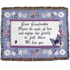 Great Grandmother Plants The Seeds Of Love And Enjoys Her Family In ...