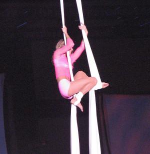 2008 tour of gymnastics superstars pose